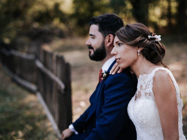 La boda de Jorge y Lucía en Rascafria, Madrid 11
