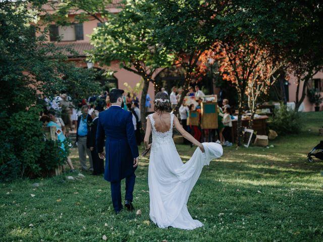 La boda de Jorge y Lucía en Rascafria, Madrid 12