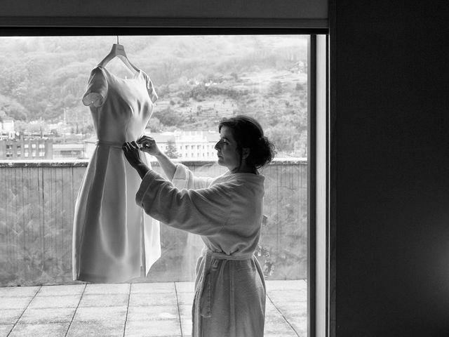La boda de Victor y Diana en Bilbao, Vizcaya 11