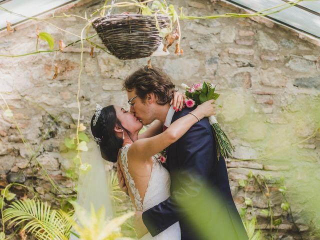 La boda de Shanshan y Victor
