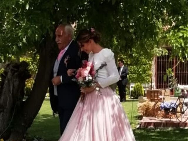 La boda de Juande y Carol en Valdemorillo, Madrid 4