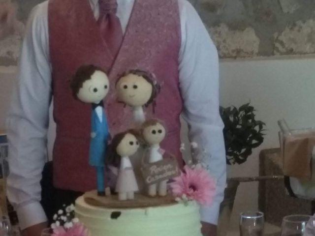 La boda de Juande y Carol en Valdemorillo, Madrid 9