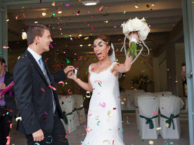 La boda de Amaia y Javi