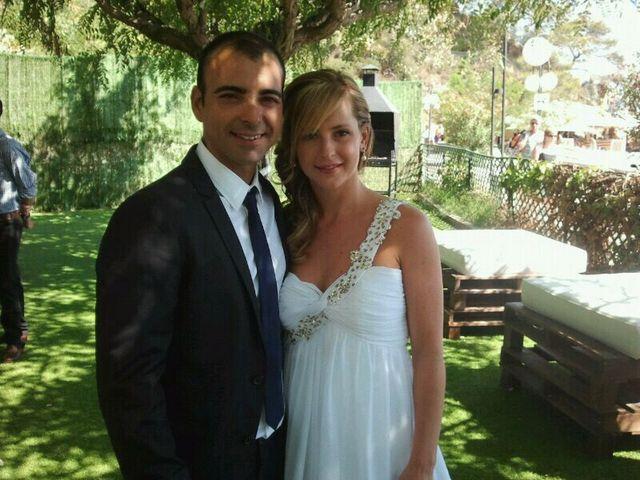 La boda de Óscar y Nicole en Tossa De Mar, Girona 2