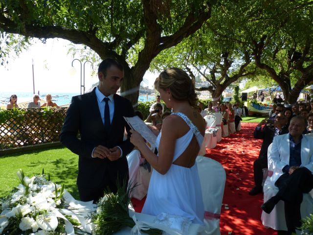 La boda de Óscar y Nicole en Tossa De Mar, Girona 3