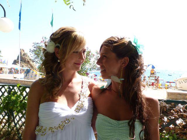 La boda de Óscar y Nicole en Tossa De Mar, Girona 4