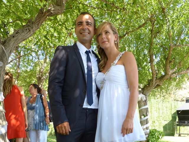 La boda de Óscar y Nicole en Tossa De Mar, Girona 6