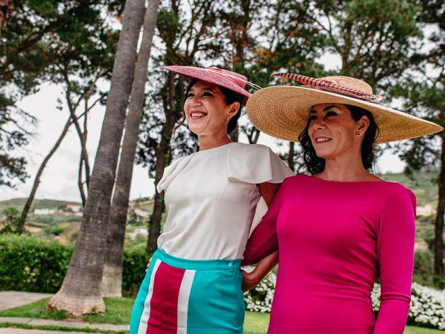 La boda de Fernando y Romina en Arucas, Las Palmas 40