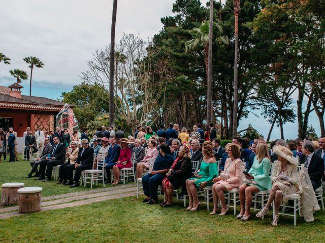 La boda de Fernando y Romina en Arucas, Las Palmas 42