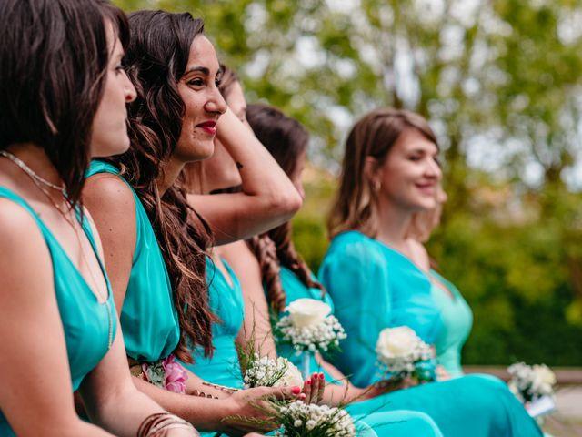 La boda de Fernando y Romina en Arucas, Las Palmas 43