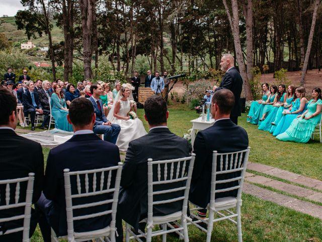 La boda de Fernando y Romina en Arucas, Las Palmas 62