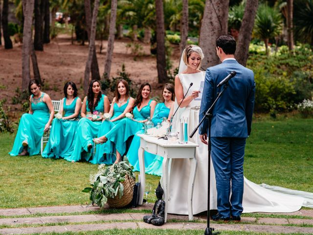 La boda de Fernando y Romina en Arucas, Las Palmas 76