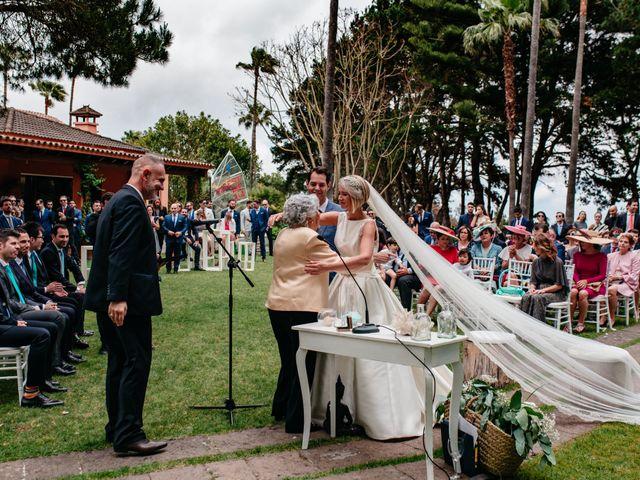 La boda de Fernando y Romina en Arucas, Las Palmas 93