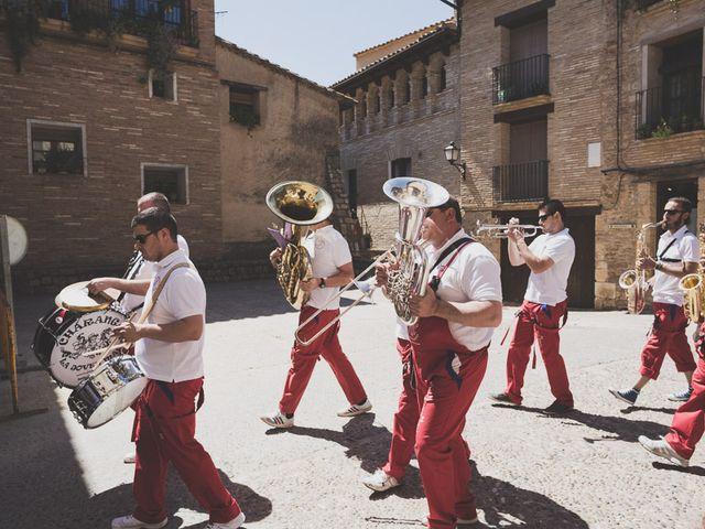 La boda de Nacho y Laura en Barbastro, Huesca 13