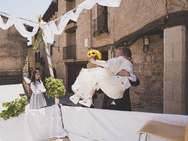 La boda de Nacho y Laura en Barbastro, Huesca 17