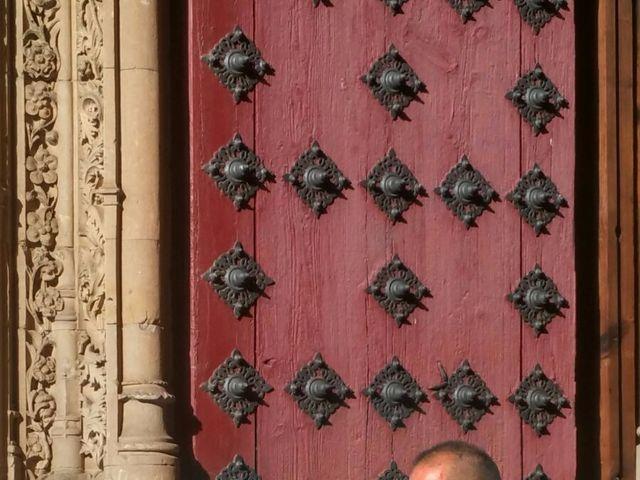 La boda de Manuel y Rakel en Salamanca, Salamanca 5