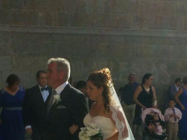 La boda de Manuel y Rakel en Salamanca, Salamanca 6