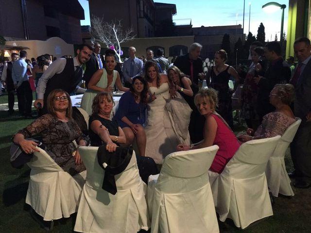 La boda de Manuel y Rakel en Salamanca, Salamanca 9