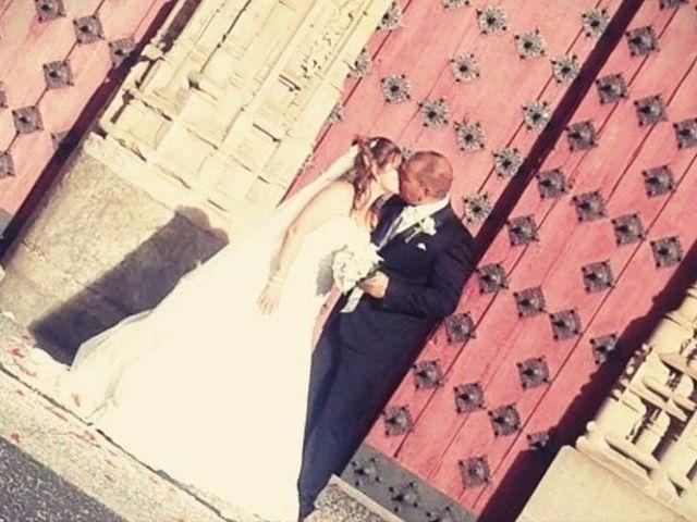 La boda de Manuel y Rakel en Salamanca, Salamanca 1