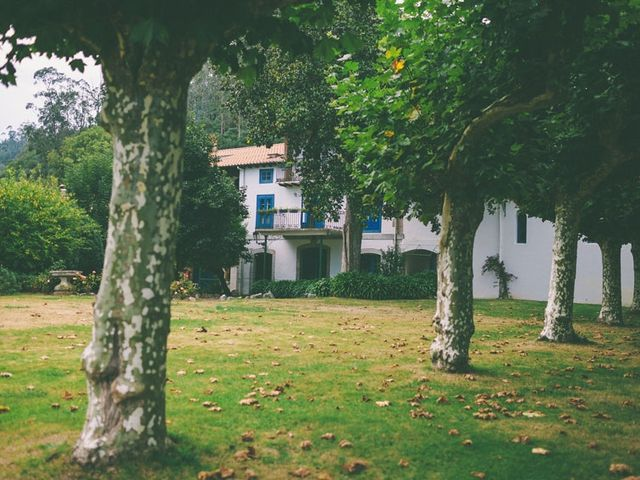 La boda de Sergio y Laura en Hazas De Cesto, Cantabria 15
