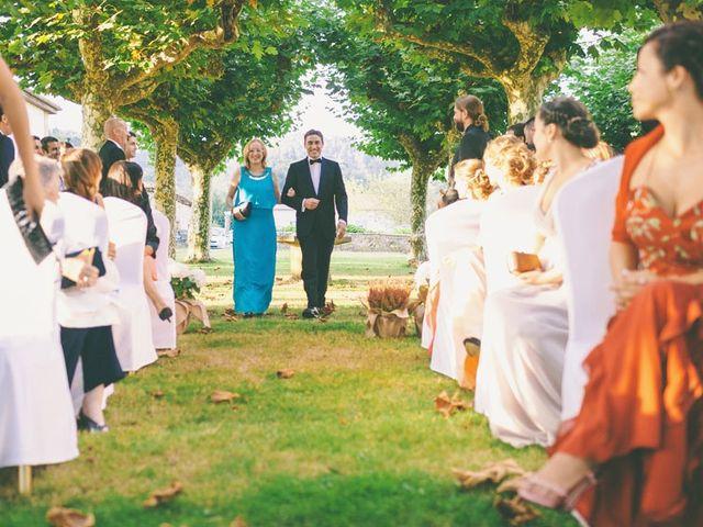 La boda de Sergio y Laura en Hazas De Cesto, Cantabria 79
