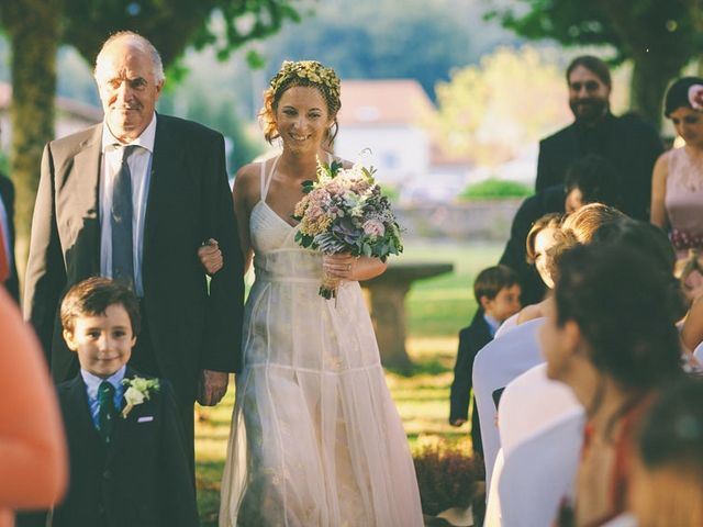 La boda de Sergio y Laura en Hazas De Cesto, Cantabria 84