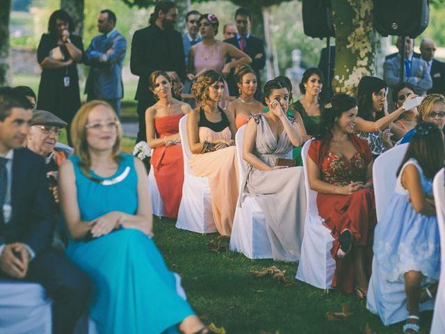 La boda de Sergio y Laura en Hazas De Cesto, Cantabria 96