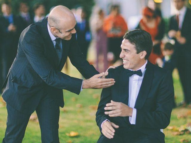 La boda de Sergio y Laura en Hazas De Cesto, Cantabria 97