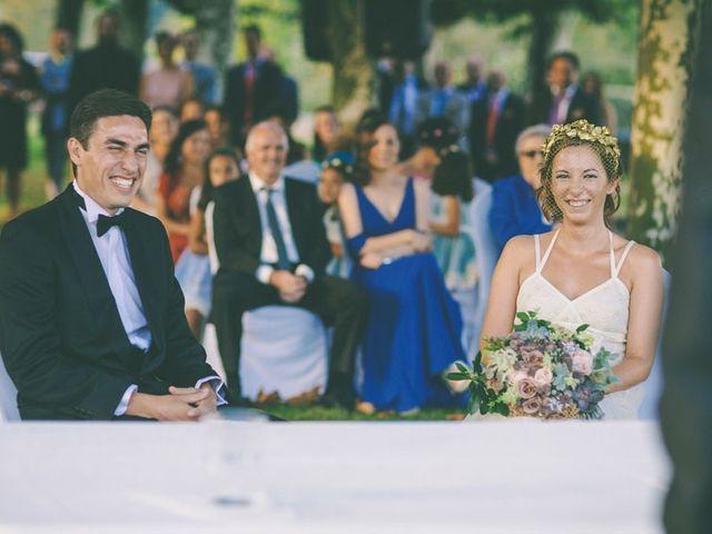 La boda de Sergio y Laura en Hazas De Cesto, Cantabria 99