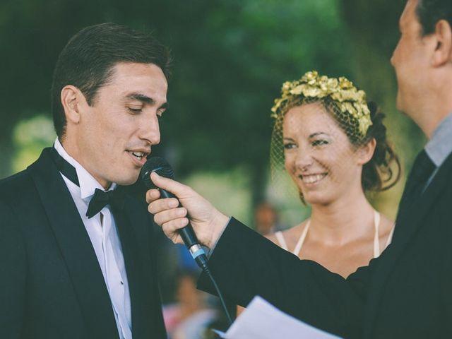 La boda de Sergio y Laura en Hazas De Cesto, Cantabria 101