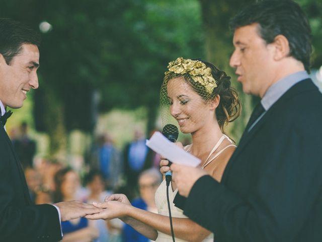 La boda de Sergio y Laura en Hazas De Cesto, Cantabria 103