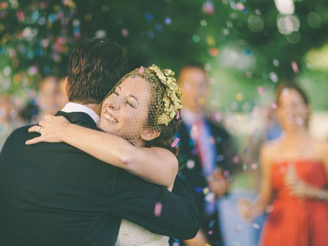 La boda de Sergio y Laura en Hazas De Cesto, Cantabria 111