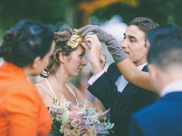 La boda de Sergio y Laura en Hazas De Cesto, Cantabria 126