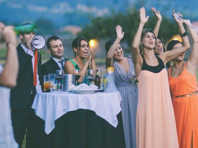 La boda de Sergio y Laura en Hazas De Cesto, Cantabria 127