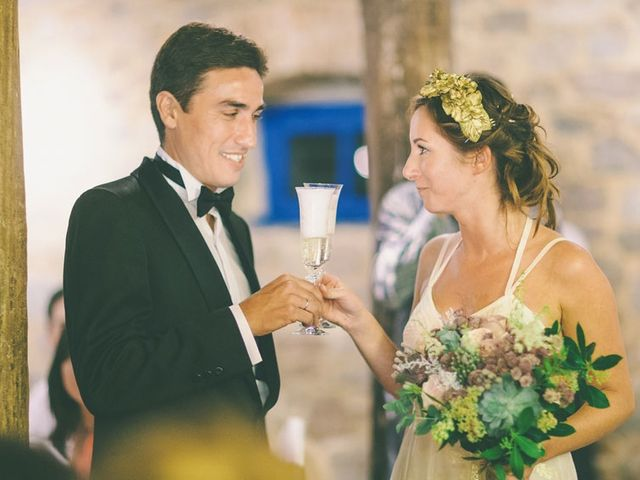 La boda de Sergio y Laura en Hazas De Cesto, Cantabria 130