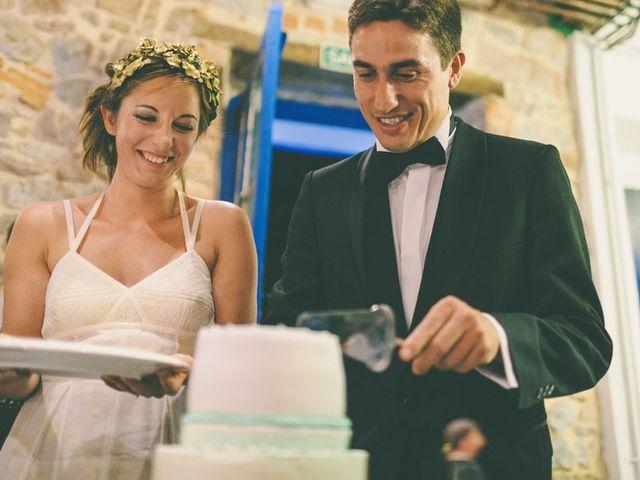La boda de Sergio y Laura en Hazas De Cesto, Cantabria 132