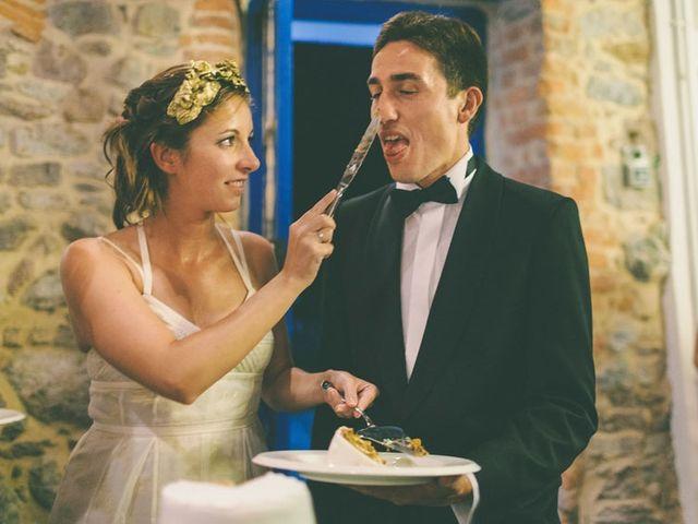 La boda de Sergio y Laura en Hazas De Cesto, Cantabria 133