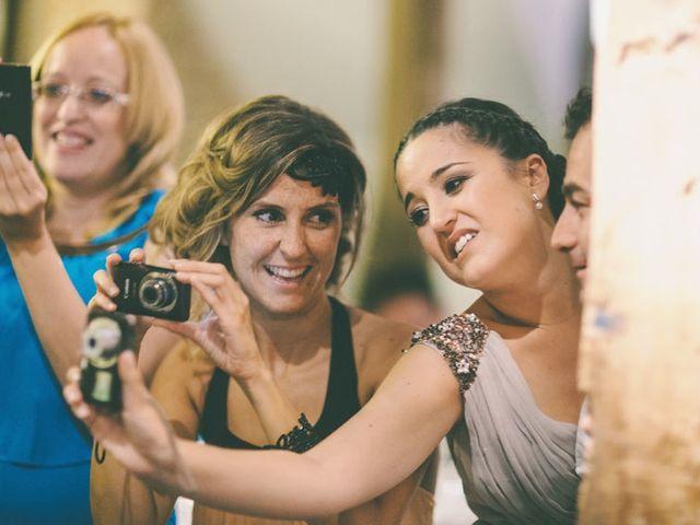 La boda de Sergio y Laura en Hazas De Cesto, Cantabria 135