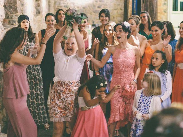 La boda de Sergio y Laura en Hazas De Cesto, Cantabria 151