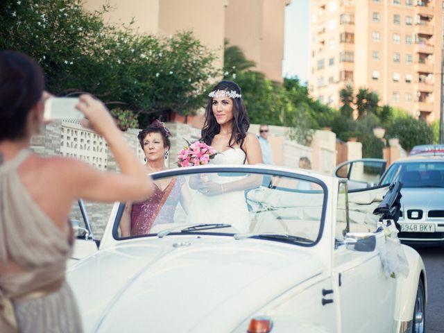 La boda de Juanjo y Azahara en Valencia, Valencia 12