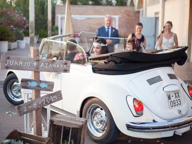 La boda de Juanjo y Azahara en Valencia, Valencia 17