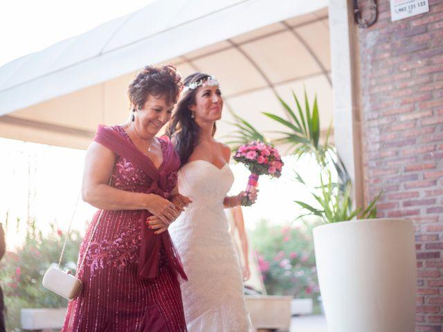 La boda de Juanjo y Azahara en Valencia, Valencia 18