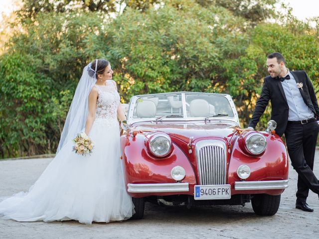 La boda de Rosy y Daniel