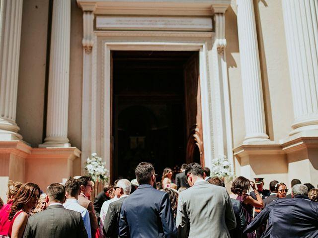 La boda de Arturo y Marta en Cartagena, Murcia 35