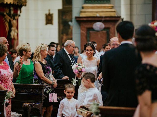 La boda de Arturo y Marta en Cartagena, Murcia 44