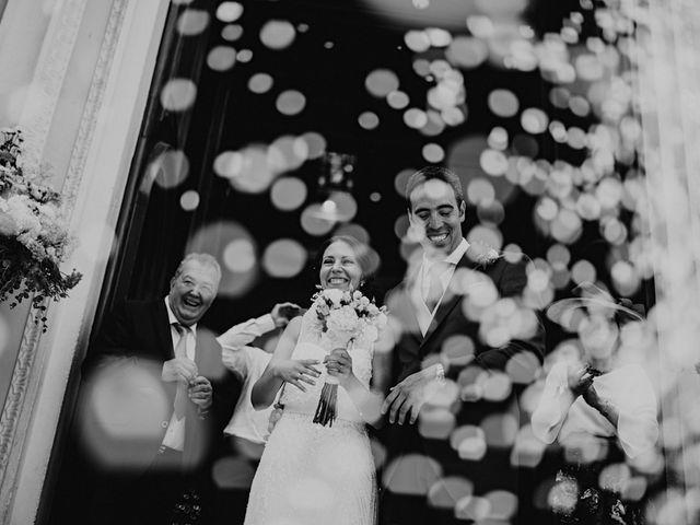 La boda de Arturo y Marta en Cartagena, Murcia 1