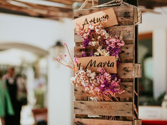 La boda de Arturo y Marta en Cartagena, Murcia 84