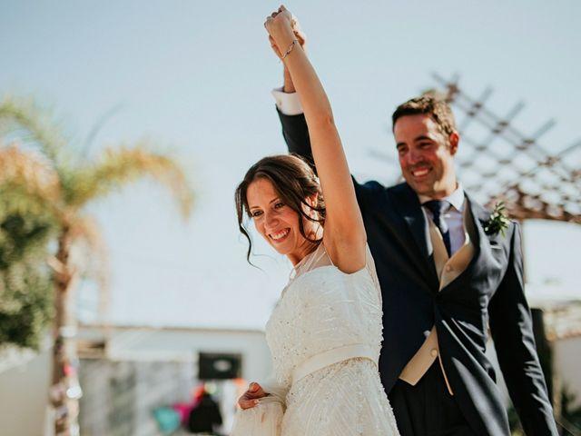 La boda de Arturo y Marta en Cartagena, Murcia 2