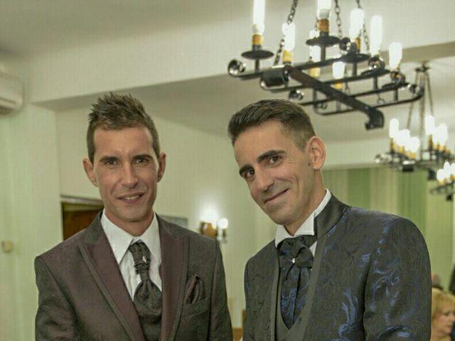La boda de Vicente y Daniel en Zaragoza, Zaragoza 3