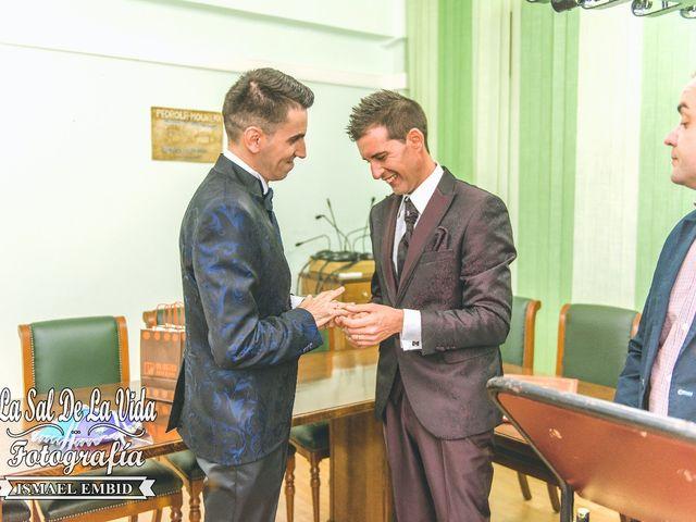 La boda de Vicente y Daniel en Zaragoza, Zaragoza 4